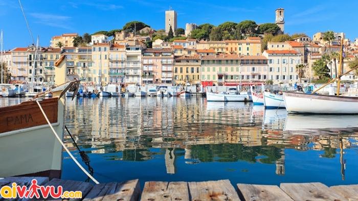 Thành phố Cannes