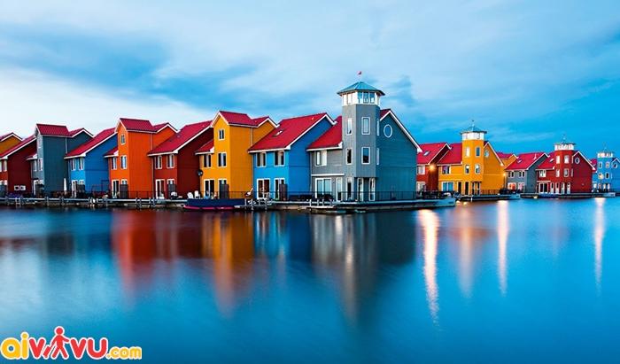 Thành phố Groningen