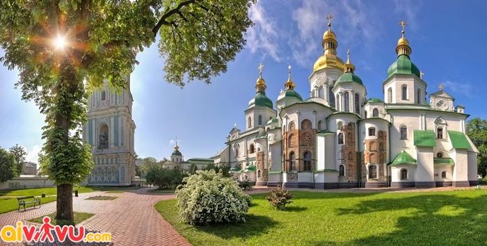 Nhà thờ St Sophia