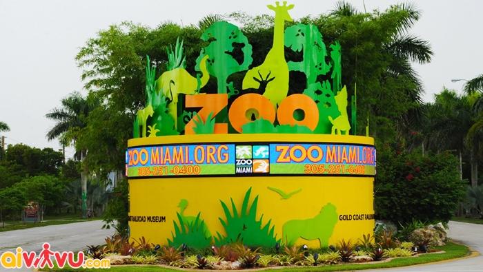 Sở thú Miami Zoo