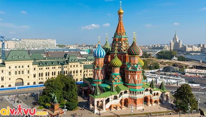 Thủ đô Moscow