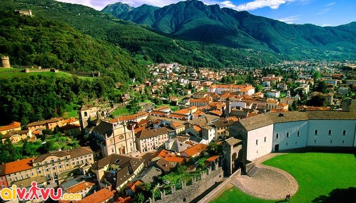 Thành phố Ticino
