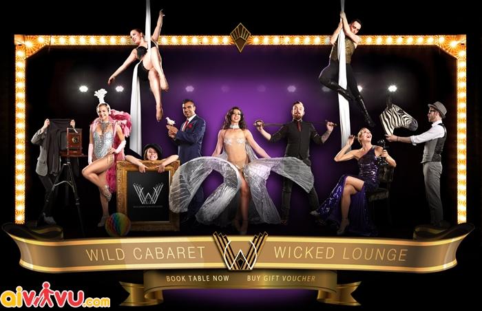 Wild Cabaret