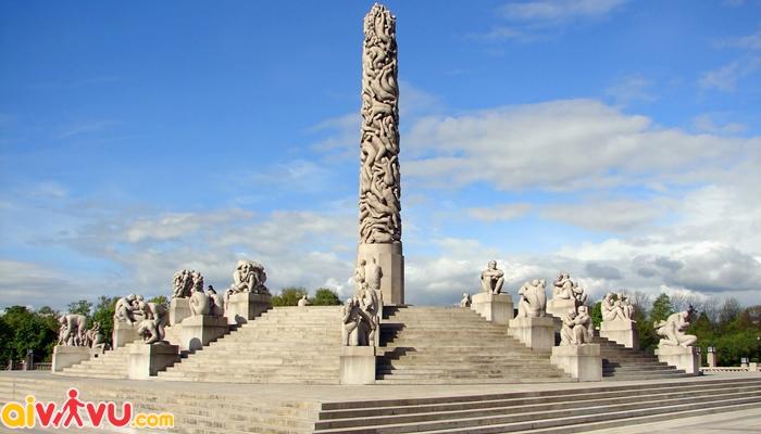 Công viên điêu khắc Vigeland