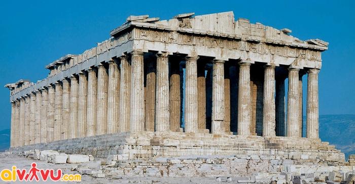 Đền Parthenon