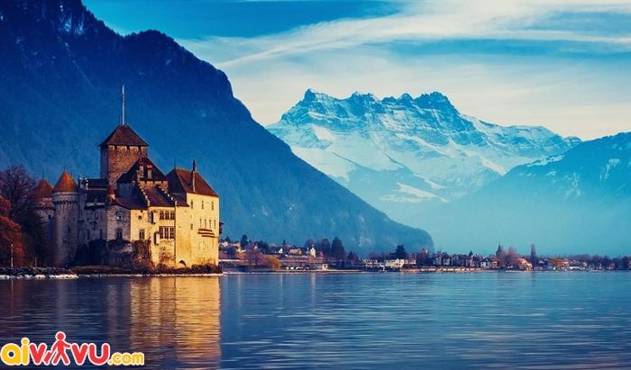 Hồ Geneva