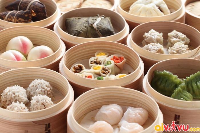 Dim Sum - tinh hoa ẩm thực Hong Kong