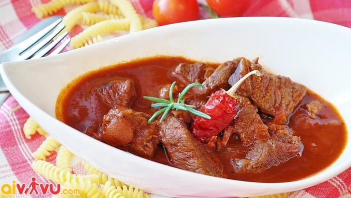 Món garu Hungary