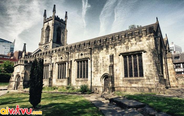 Nhà thờ St John
