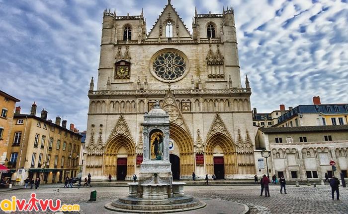 Nhà thờ Lyon