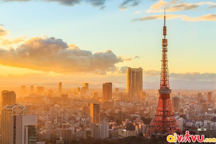 Tháp Tokyo - niềm tự hào của Nhật Bản