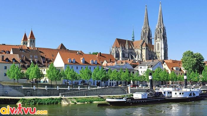 Thành phố Regensburg