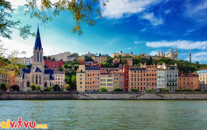 Thành phố Lyon, Pháp