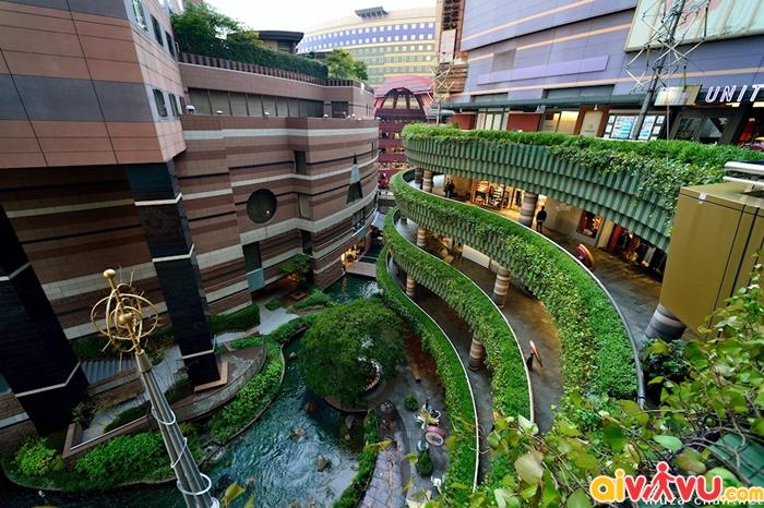 Khu phức hợp Canal City Hakata