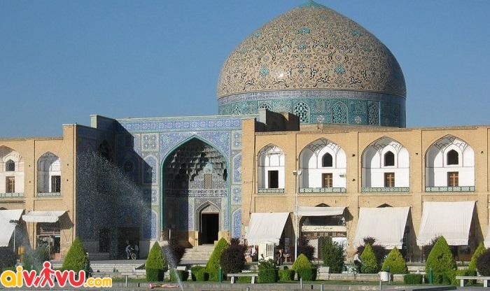 Xin visa Iran không hề dễ dàng