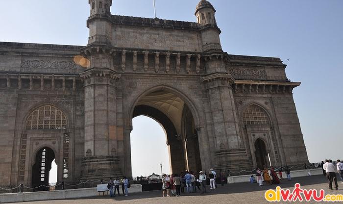 Khải Hoàn Môn ở Mumbai