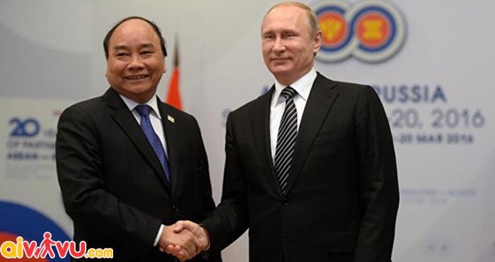 Nga đã đề nghị áp dụng chính sách miễn thị thực song phương với Việt nam