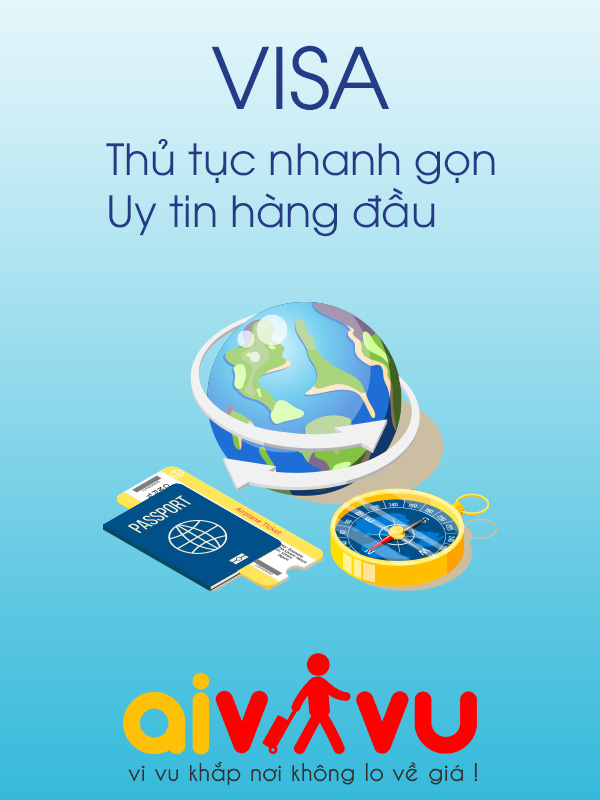 Dịch vụ Visa Aivivu