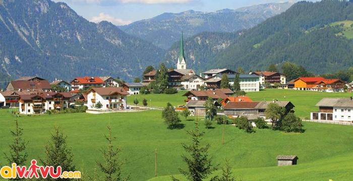Alpbach - Áo