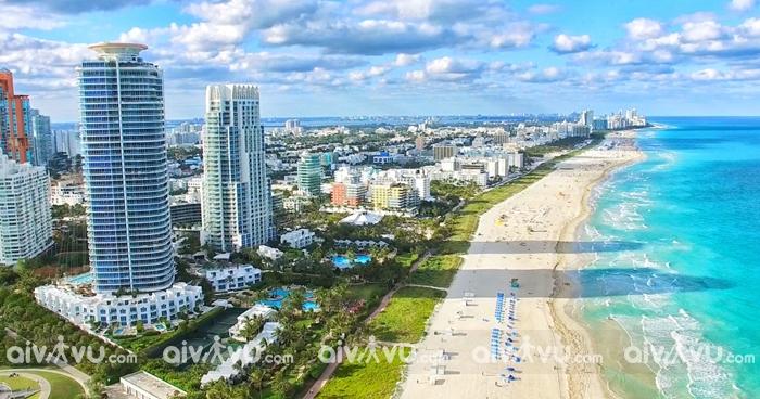 Bãi biển Miami địa điểm thu hút nhất tại Miami