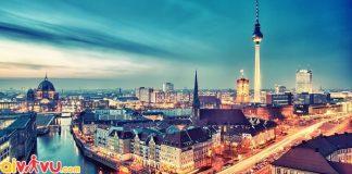 Giá vé máy bay đi Berlin