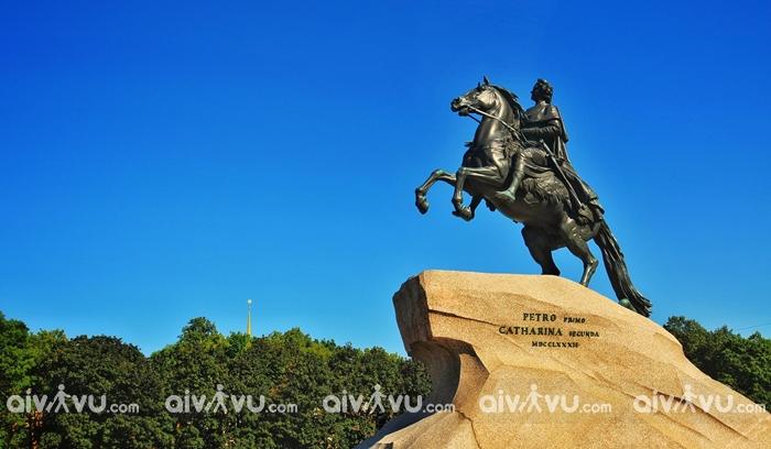Bronze Horseman Saint Petersburg