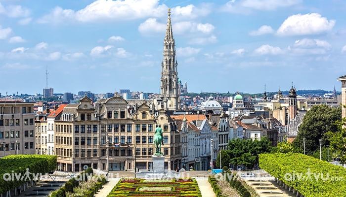 Thủ đôBrussels Bỉ trái tim của Châu Âu