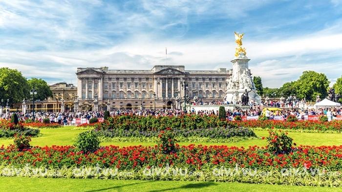 Cung điện Buckingham - London