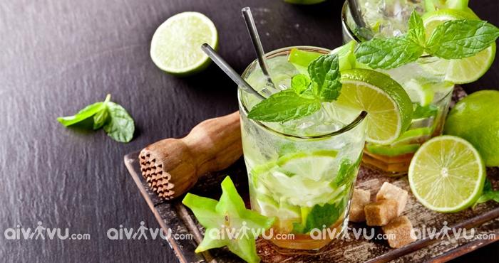 Cocktail Mojito đồ uống được yêu thích nhất tại Cuba