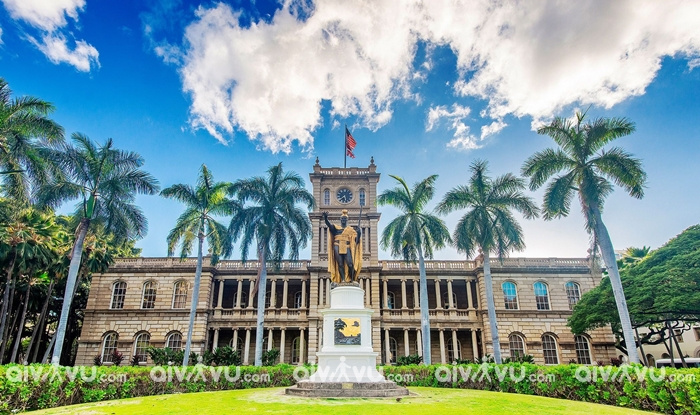 Cung điện Iolani Honolulu