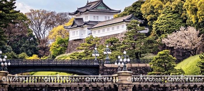 Cung điện Hoàng gia Tokyo