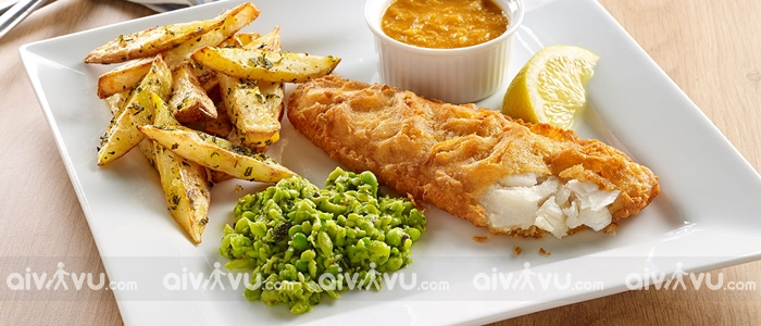 Fish and chips - Newcastle