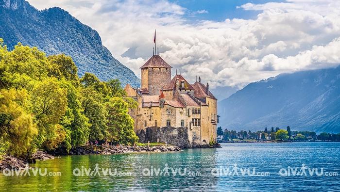 Hồ Geneva biểu tượng của Geneva