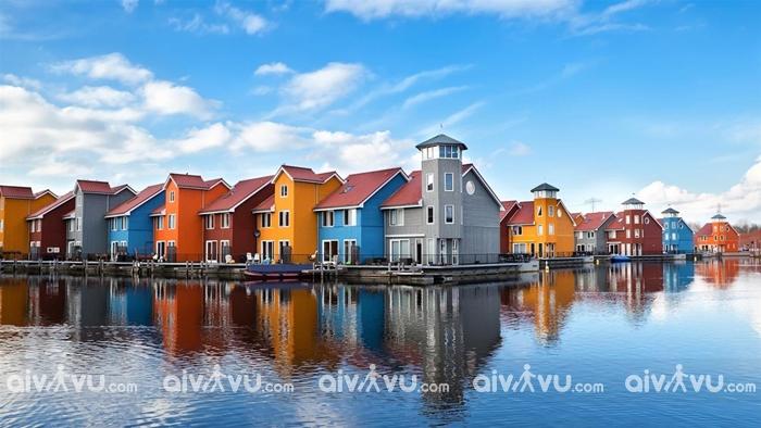 Thành phốGroningen - Hà Lan