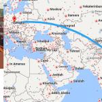 Tham khảo hành trình bay từ TP HCM đến Prague