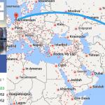 Tham khảo hành trình bay từ Hà Nội đến Amsterdam