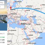 Tham khảo hành trình bay từ Việt Nam đến Đức