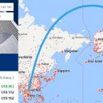 Tham khảo hành trình bay từ Hà Nội đến Chicago