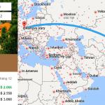 Tham khảo hành trình bay từ Việt Nam đến Karlovy Vary