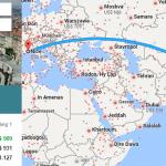 Tham khảo hành trình bay từ Hà Nội đến Nice