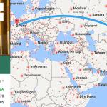 Tham khảo hành trình bay từ Hà Nội đến Paris