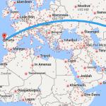 Tham khảo hành trình bay từ Hà Nội đến Porto