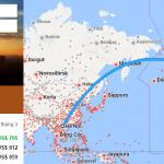 Tham khảo hành trình bay từ Hà nội đến Seattle