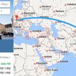 Tham khảo hành trình bay từ Hà Nội đến Vienna- Áo