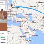 Tham khảo hành trình bay từ Hà Nội đến Warsaw