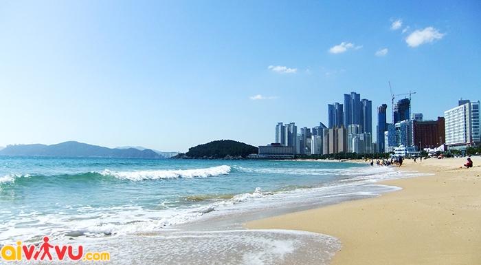 Bãi biển Haeundae, Busan