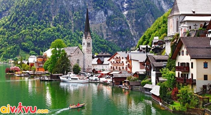 Hallstatt - Áo