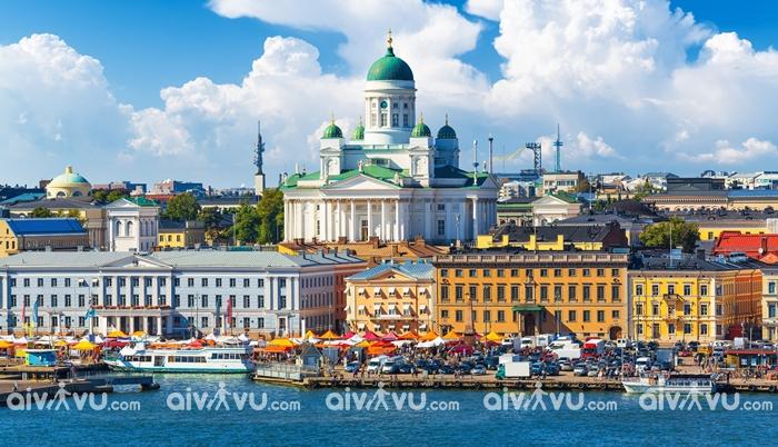 Thủ đô Helsinki - Phần Lan