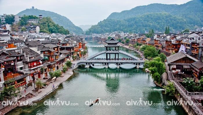Trương Gia Giới cảnh đẹp tại Hồ Nam Trung Quốc