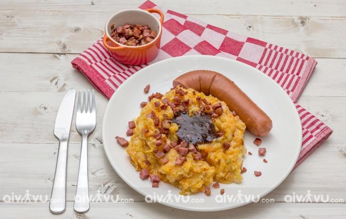 Hutspot món ăn truyền thống của người Hà Lan